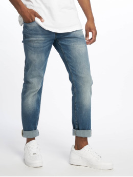 Only & Sons Straight Fit Jeans onsWeft Washed modrý