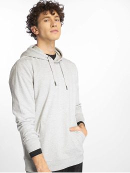 Only & Sons Sweat capuche Onsbasic gris