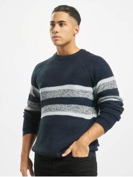 Only & Sons Swetry Onscesco niebieski