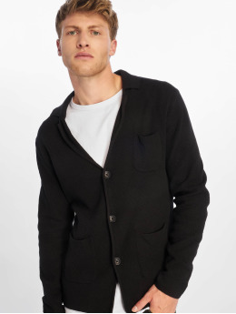 Only & Sons Swetry rozpinane onsBlazer czarny