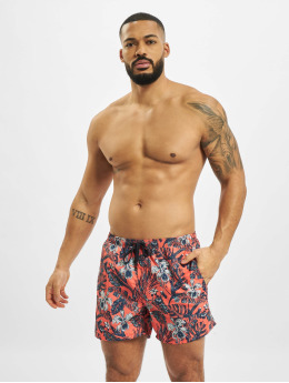 Only & Sons Swim shorts onsTed  orange