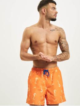 Only & Sons Swim shorts onsTed Swim orange