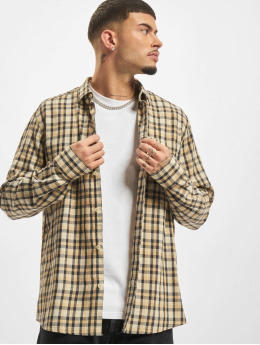 Only & Sons T-paidat Onsnirel Checked beige