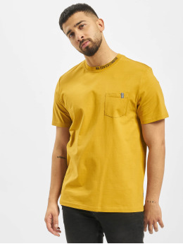 Only & Sons T-paidat onsMogens Regular keltainen