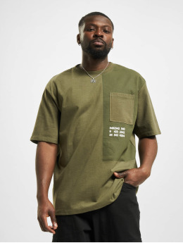 Only & Sons T-paidat onsKingson Life Oversize oliivi