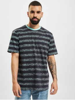 Only & Sons T-paidat onsPivot Reg Summer Stripe sininen