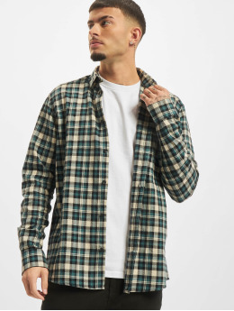 Only & Sons T-paidat Onsnirel Checked sininen