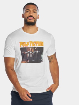 Only & Sons T-Shirt onsPulp Fiction blanc