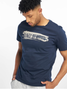Only & Sons T-Shirt onsAlbert Front Printed Fitted bleu