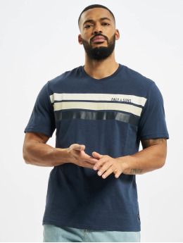 Only & Sons T-Shirt onsManny Reg Printed blue