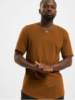 Only & Sons T-Shirt Onsmatt Life brun