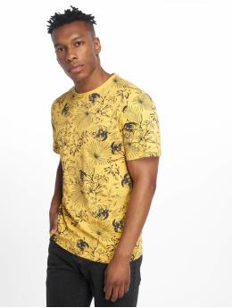 Only & Sons T-Shirt onsEmil Slub Regular gelb
