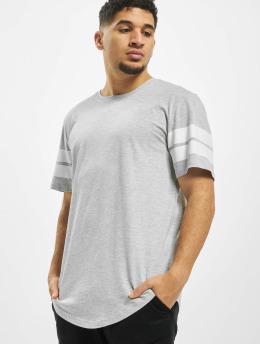 Only & Sons T-Shirt  onsMatty Longy grau