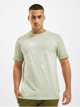 Only & Sons T-Shirt onsIku Reg green