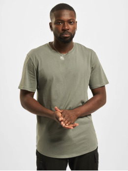 Only & Sons T-Shirt Onsmatt Life grey