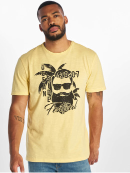Only & Sons T-Shirt onsPromto Regular jaune