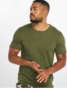 Only & Sons T-Shirt onsAlbert Washed Noos  olive