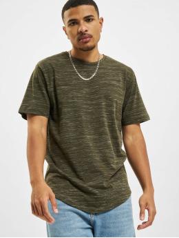 Only & Sons T-Shirt onsMatty Melange Longy olive