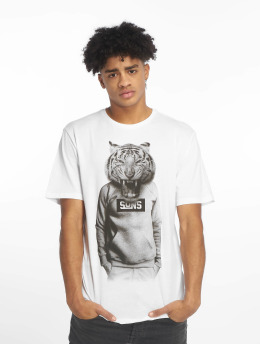 Only & Sons t-shirt onsEnzo wit