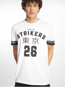Only & Sons t-shirt onsStriker wit