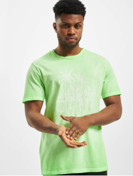 Only & Sons T-shirts onsPimmit Neon grøn