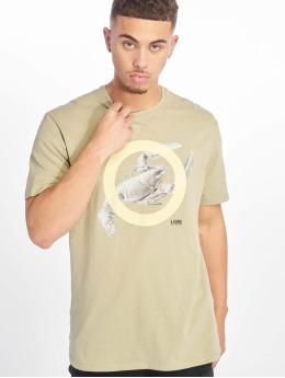 Only & Sons T-shirts onsPinehurts khaki