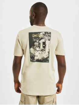 Only & Sons T-Shirty Onsvester bezowy