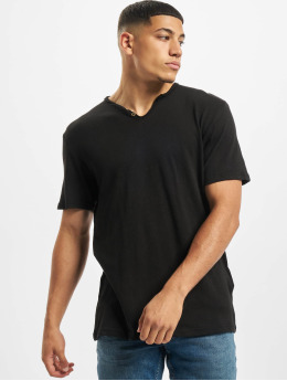 Only & Sons T-Shirty onsJacques Split  czarny