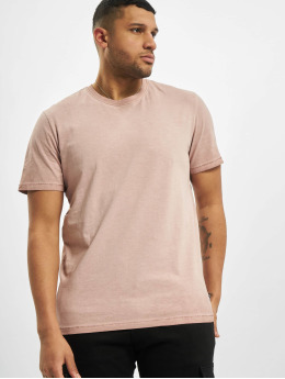 Only & Sons T-Shirty onsMillenium Life Reg Washed Noo czerwony
