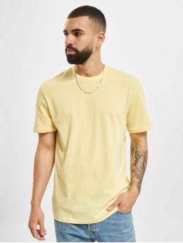 Only & Sons T-skjorter Onsarne Life REG gul