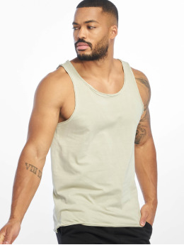 Only & Sons Tank Tops onsAlbert Washed khaki