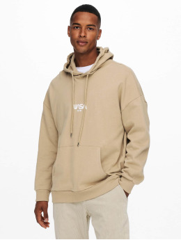 Only & Sons trui Onsnasa beige