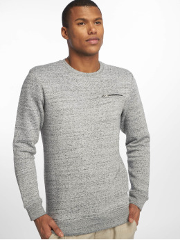 Only & Sons trui WF Walter Fleece CN EXP grijs