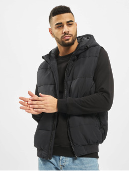 Only & Sons Vesty onsBoston Quilted modrý