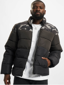 Only & Sons Winter Jacket Onsmelvin Quilted grey
