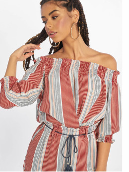 Only Blúzky/Tuniky onlPamela 3/4 Off Shoulder èervená