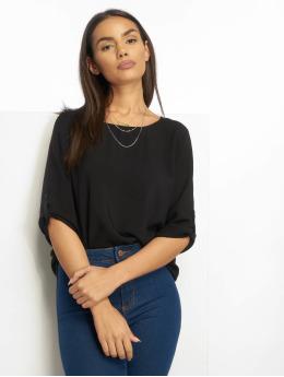 Only | onlNine 3/4 Fold Up noir Femme Blouse & Chemise