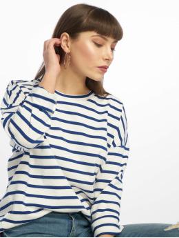 Only Camiseta de manga larga onlFrain blanco