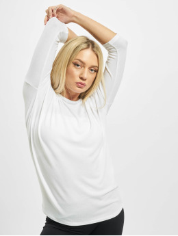Only Camiseta de manga larga onlGlamour 3/4 blanco