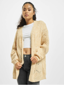 Only Cardigan onlHavana Long beige