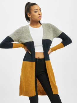 Only Cardigan onlMeredith Wool Knit NOOS marrone