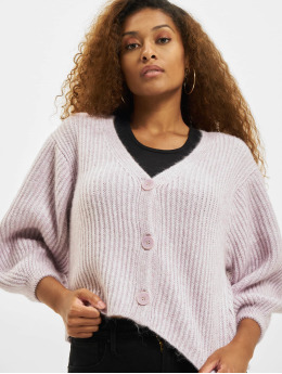 Only Cardigans onlMika 3/4 Knit rosa