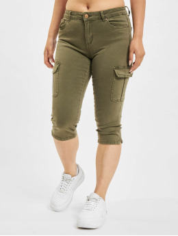 Only Cargohose Only onlMissouri Reg Life Knickers  olive