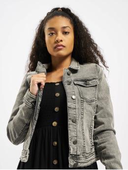 Only Denim Jacket onlTia Denim gray