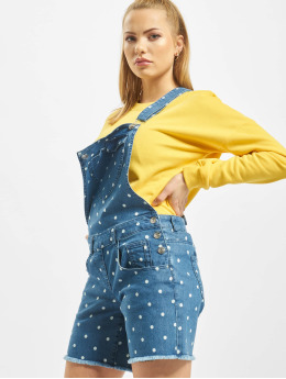 Only Dungaree onlKim Hot Dot  blue