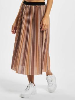 Only Falda onlNew Sway Stripe  marrón