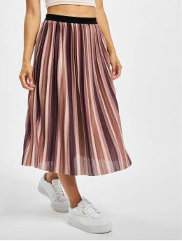 Only Falda onlNew Sway Stripe púrpura