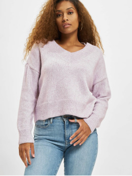 Only Gensre onlMika Knit rosa