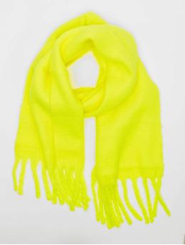 Only Huivit / kaulaliinat onlEmma Solid Heavy Brushed Woven keltainen