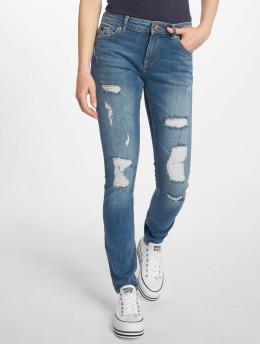 Only Jean skinny onlCarmen bleu